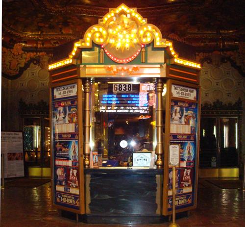 Old Fashioned Movie Theatres Toronto